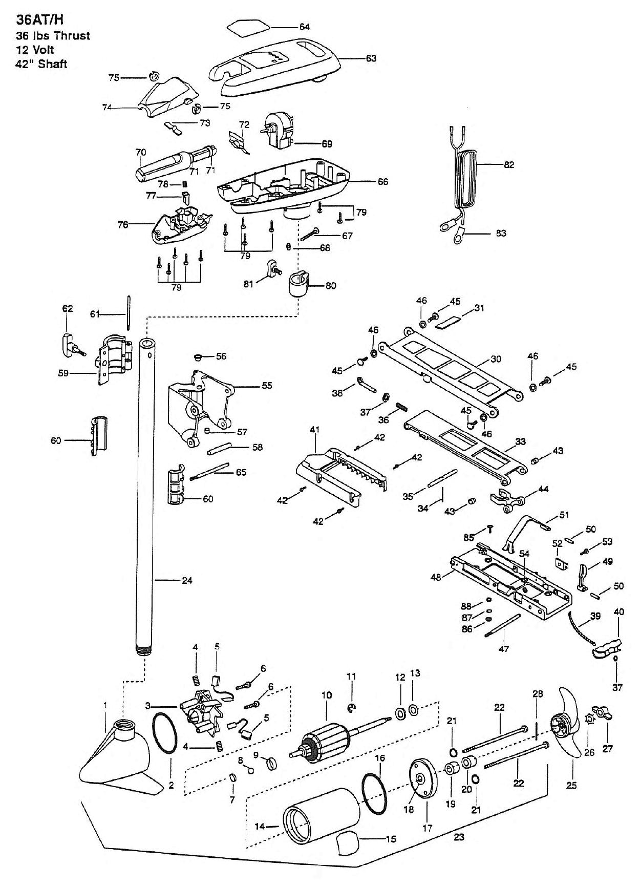 Minn Kota 85 Wiring Diagram Page 4 And Schematics 12 Volt Diagrams Rh Quizzable Co 12v Schematic
