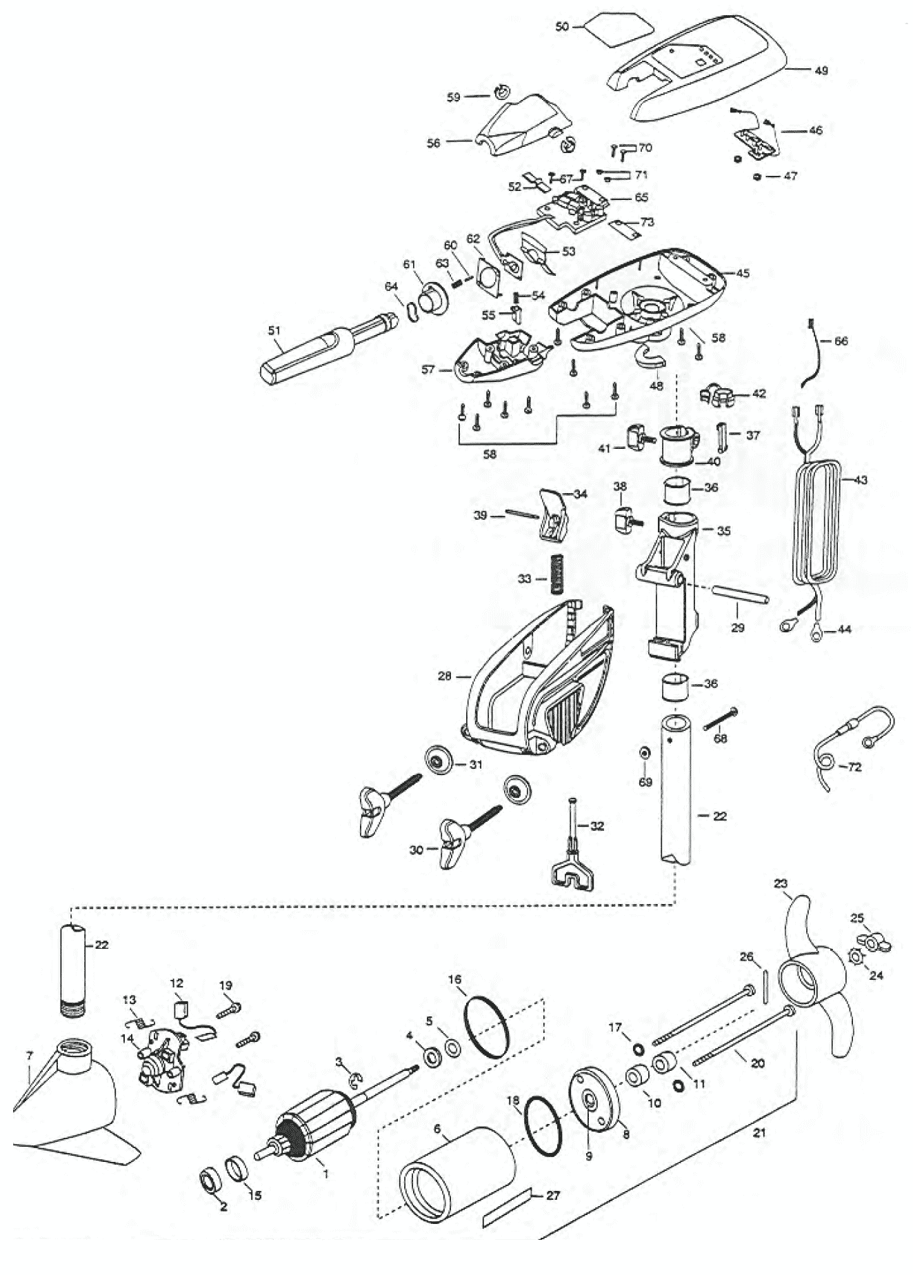 2000_MK_max50t 50bt minn kota trolling motor parts diagram 2000 trusted wiring diagram
