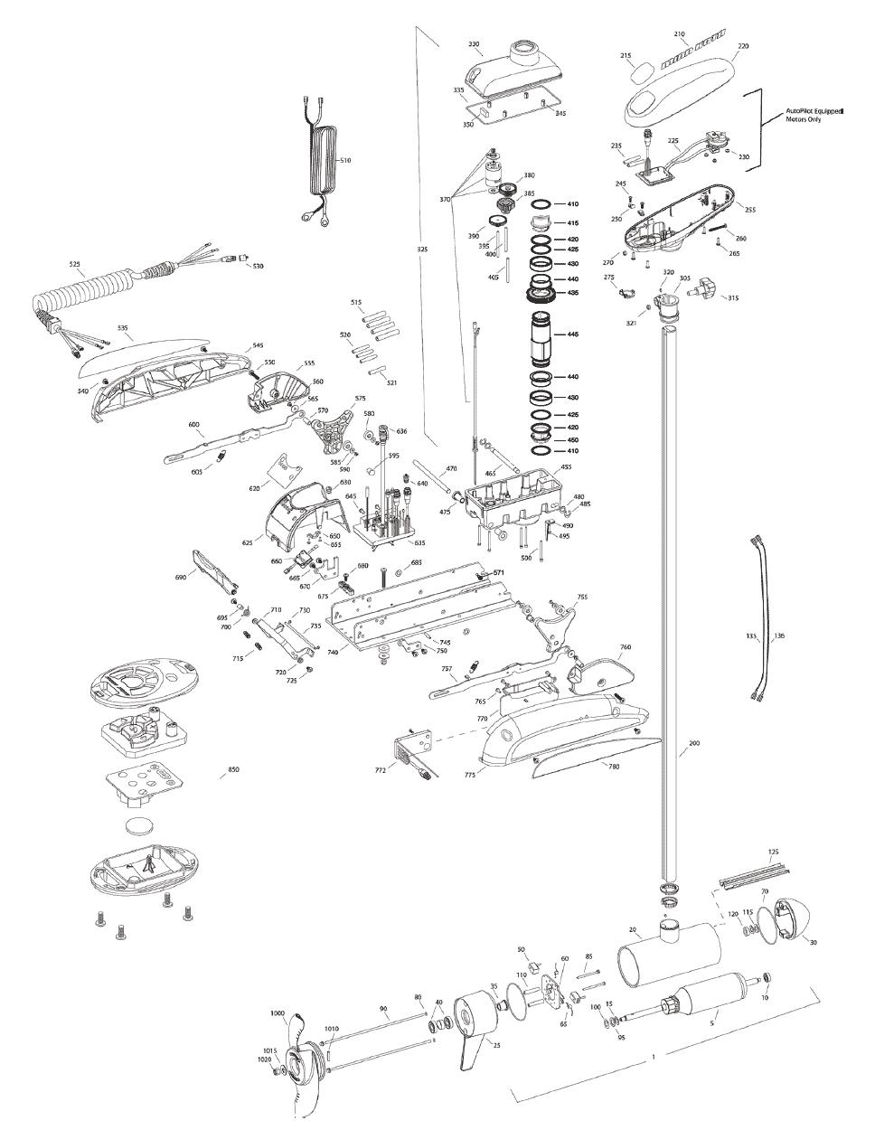 minn kota riptide 80 st parts 2015 from. Black Bedroom Furniture Sets. Home Design Ideas