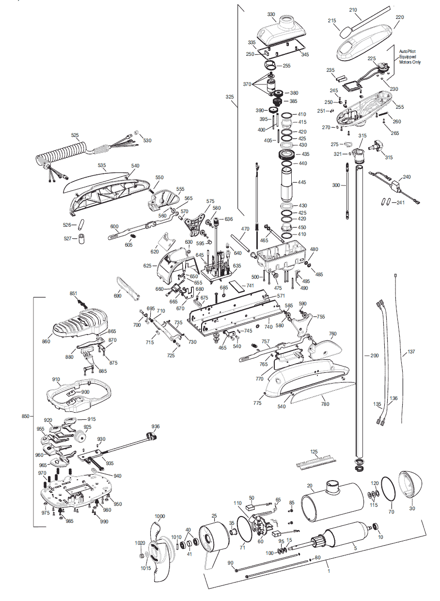 Wiring Diagram For Foot Control On Mini Kota Trolling