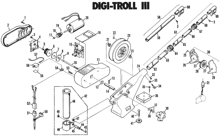 scotty downrigger wiring diagram scotty downrigger wiring