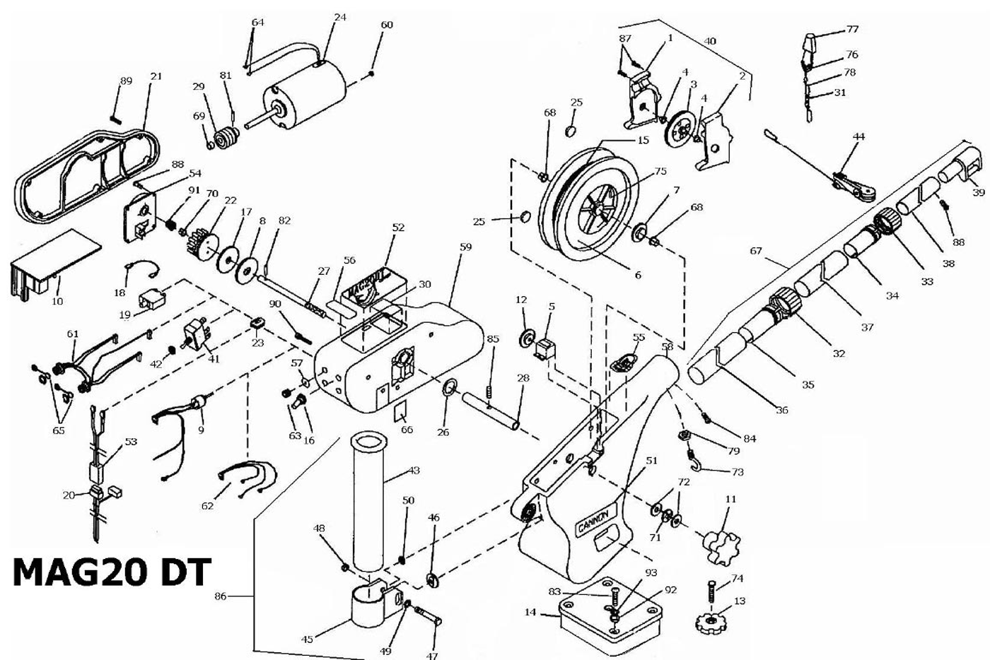 2008 honda pilot timing belt diagram