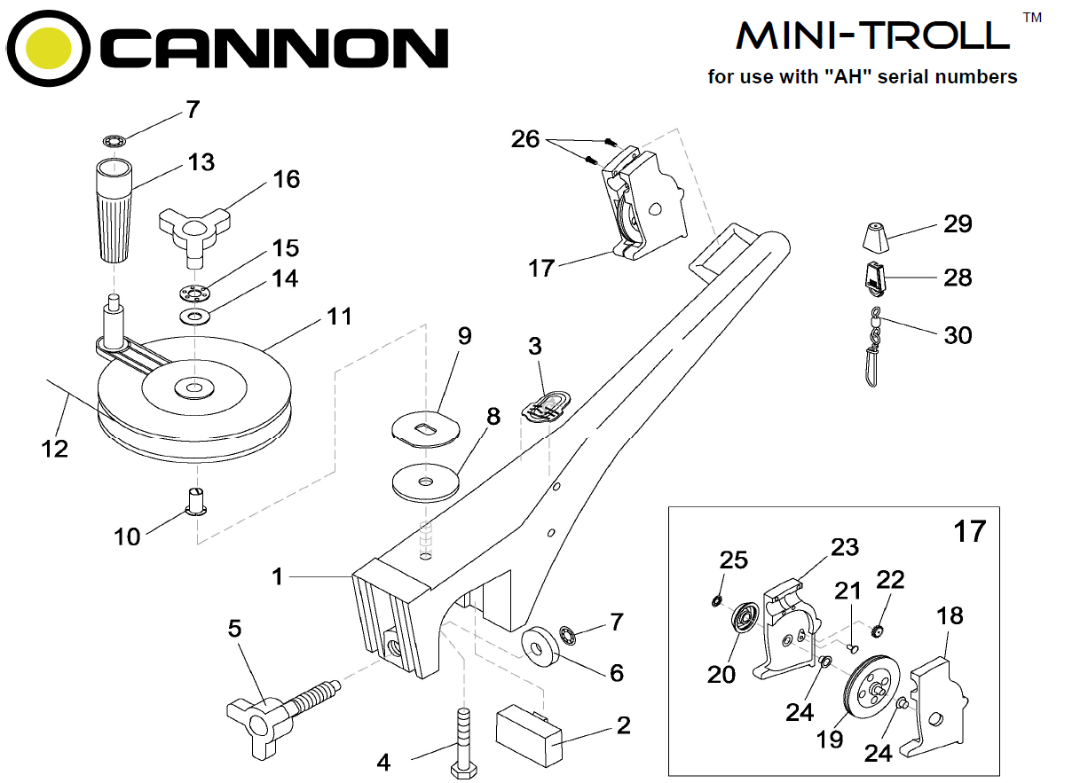 order cannon mini