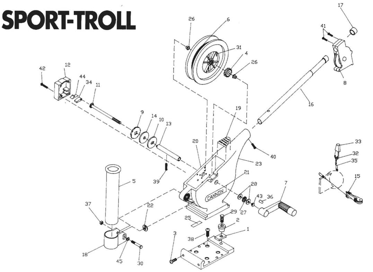 cannon diagram pictures to pin on pinterest