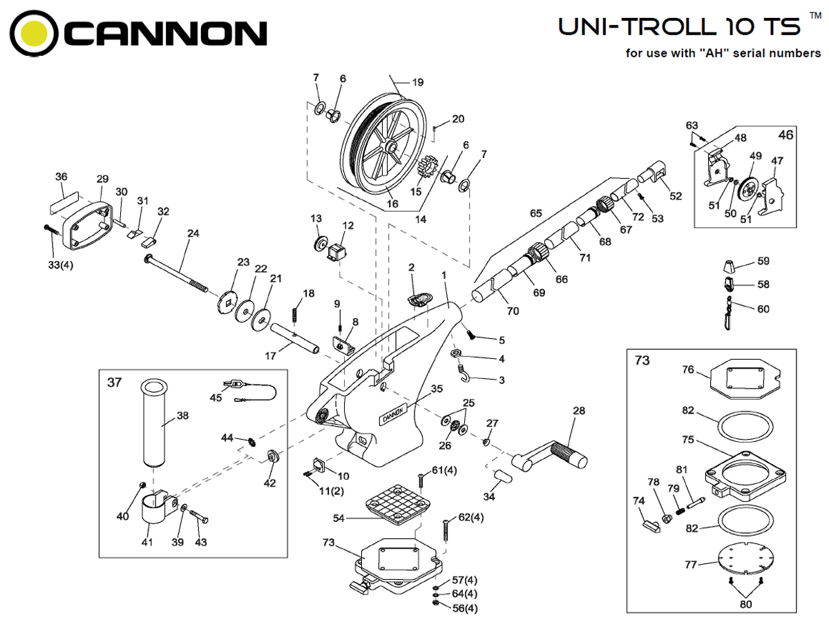 Cool Wiring Diagram Cannon Downrigger Wiring Diagram Schematics Wiring Digital Resources Hutpapmognl